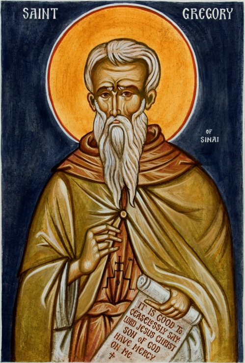 St. Gregory of Sinai